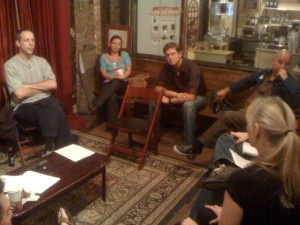 Composer Salon #3 9.22.09