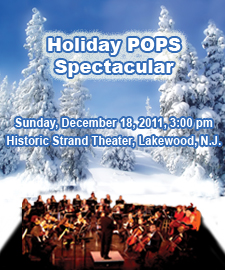 Holiday Pops Garden State Philharmonic