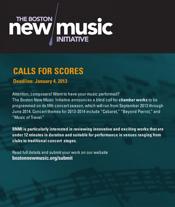 BNMI Calls for Scores