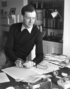 Benjamin Britten c1949  by Roland-Haupt