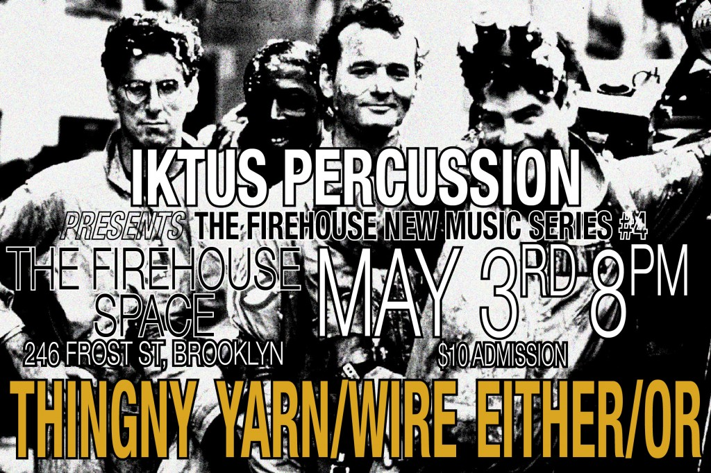 Iktus Percussion Firehouse #4-2