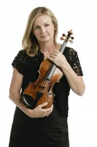 Margaret Batjer Los Angeles Chamber Orchestra Concertmaster