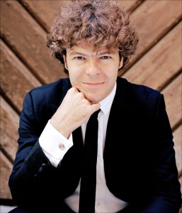Pablo Heras-Casado conducts Orchestra of St. Luke's at Carnegie Hall on October 23.