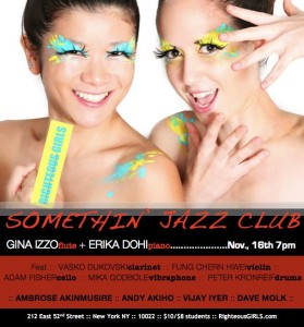 RighteousGIRLS @ Somethin' Jazz