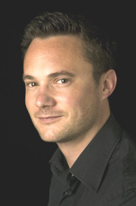 Matthew Halls, New Oregon Bach Festival Artistic Director