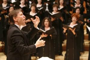 Grant Gershon, Los Angeles Master Chorale