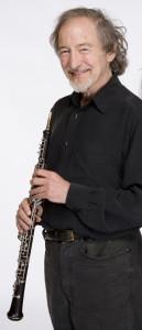 LACO Principal Oboe Allan Vogel