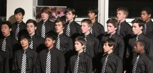 Los Angeles Children's Chorus Young Men's Ensemble