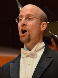 Los Angeles Master Chorale Composer in Residence Shawn Kirchner