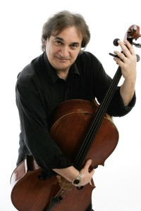Los Angeles Chamber Orchestra Principal Cello Andrew Shulman