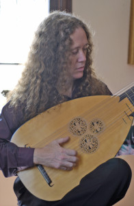 Baroque Guitar Virtuoso John Schneiderman