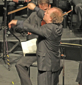 Los Angeles Chamber Orchestra Music Director Jeffrey Kahane