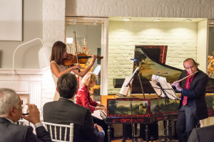 Los Angeles Chamber Orchestra's LACO a la Carte 2014