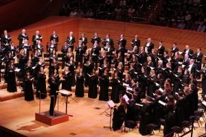 Los Angeles Master Chorale season opening gala evening at the Walt Disney Concert Hall in Los Angeles, CA on Saturday, October 16, 2011 (Alex J. Berliner/ABImages)