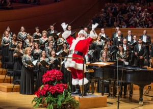 Los Angeles Master Chorale's Festival of Carols""