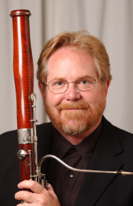 Los Angeles Chamber Orchestra's Principal Bassoon Kenneth Munday