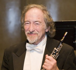 Los Angeles Chamber Orchestra Principal Oboe Allan Vogel