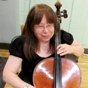 Composer and Cellist Peri Mauer