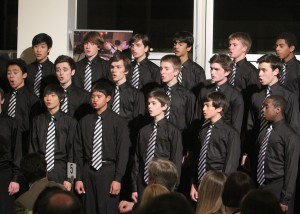 L.A. Children's Chorus Men's Ensemble