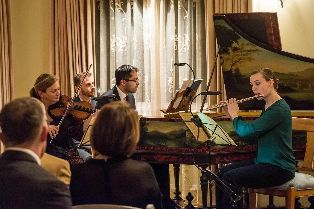 Carte Orchestra.Calendar La Chamber Orchestra S A La Carte Series Pairs Salon