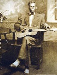 Charlie Patton - Dave's Classic Blues Guitar (1920-1970)