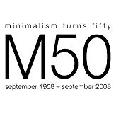 Minimalism Turns Fifty