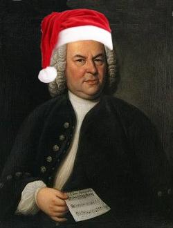 Bach-Santa