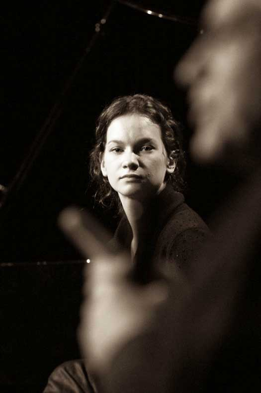 hilary hahn @petervidor