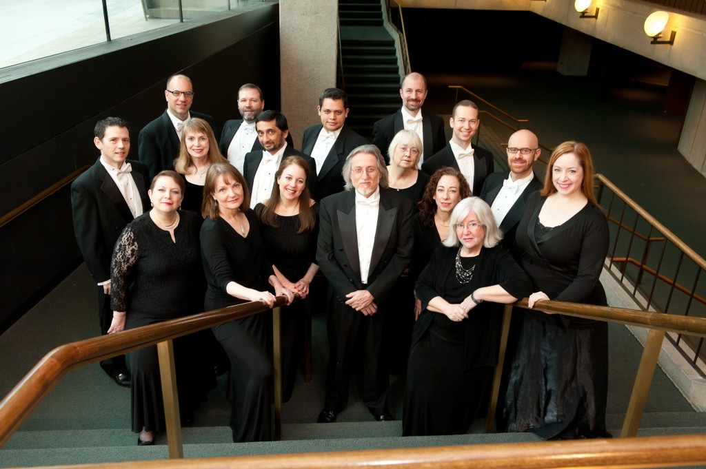 The New York Virtuoso Singers, Harold Rosenbum, Artistic Director and Conductor