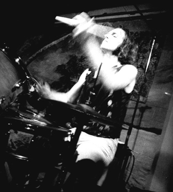 Drummer, composer, and lecturer Chris Cutler