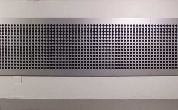 Tristan Perich  Microtonal Wall at Lydgalleriet  2 of 8