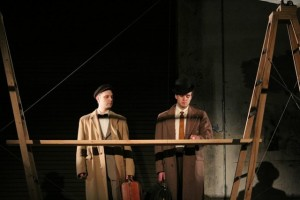 Marc Day and Patrick Fennig in