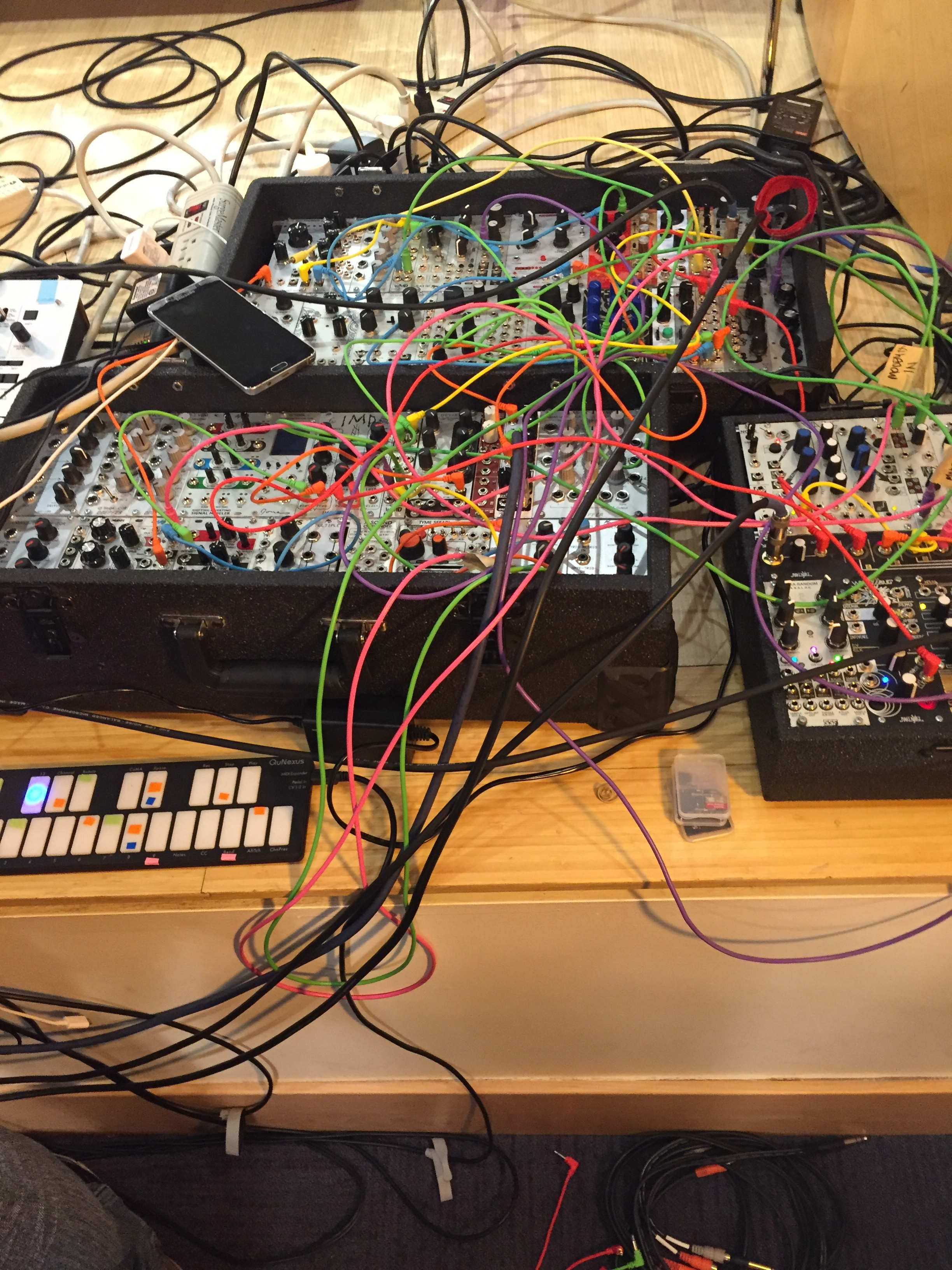 Sequenza21 The Contemporary Classical Music Community Electronic Harmonium Circuit Diagram And Electronics Even As She Was Buried In Costuming Makeup Ms Gingery Couldnt Have Been More Convincing Fittingly Jorge Martins Analog