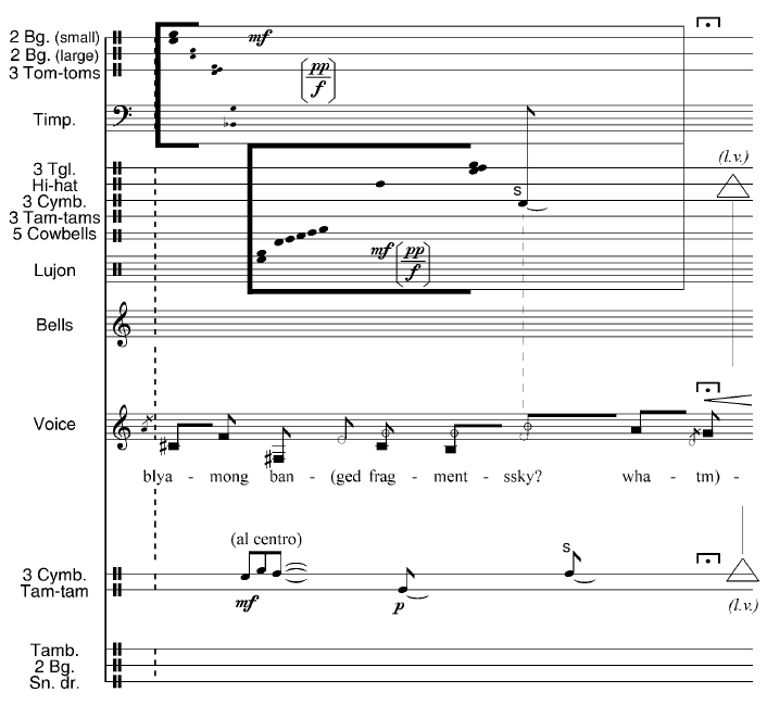 Sequenza21/ » Archive for Chamber Music