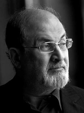 Salman Rushdie by Moskowitz
