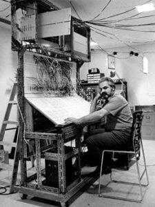 Salvatore Martirano with Sal-Mar Construction via University of Illinois